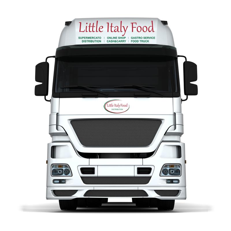 Little Italy Food Transporttruck