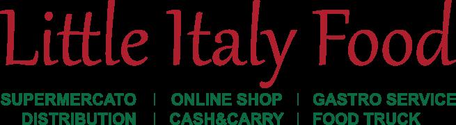 Logo Little Italy Food 180px hoch